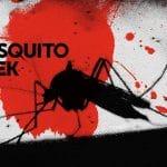 saiba que tem 50 mil vezes mais chances de ser morto por um mosquito do que por um tubarão